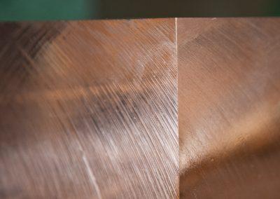 Kupfer-Platten