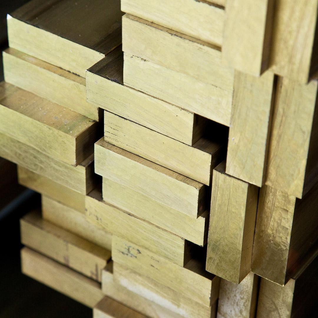 Messing 10x4 mm Flachmaterial Länge wählbar MS58 CW614N CuZn39Pb3 2.0401 Flach